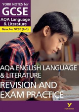 Omslag - AQA English Language and Literature Revision and Exam Practice: York Notes for GCSE (9-1)