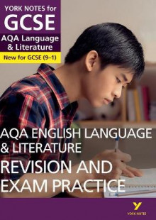 AQA English Language and Literature Revision and Exam Practice: York Notes for GCSE (9-1) av Steve Eddy (Heftet)