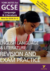 Omslag - English Language and Literature Revision and Exam Practice: York Notes for GCSE (9-1)