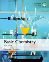 Omslag - Basic Chemistry plus MasteringChemistry with Pearson eText, Global Edition