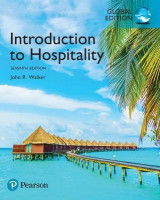 Omslag - Introduction to Hospitality plus MyHospitalityLab with Pearson eText, Global Edition