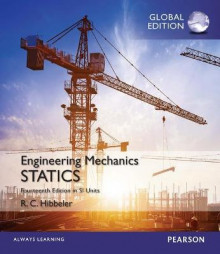 Engineering Mechanics: Statics plus Engineering Mechanics: Dynamics plus Study Packs plus MasteringEngineering with Pearson eText, SI Edition av Russell C. Hibbeler (Blandet mediaprodukt)