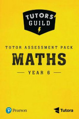 Omslag - Tutors' Guild Year Six Maths Tutor Assessment Pack