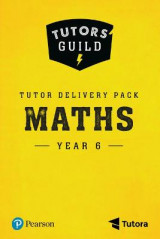Omslag - Tutors' Guild Year Six Maths Tutor Delivery Pack