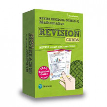 REVISE Edexcel GCSE (9-1) Mathematics Foundation Revision Cards av Harry Smith (Blandet mediaprodukt)