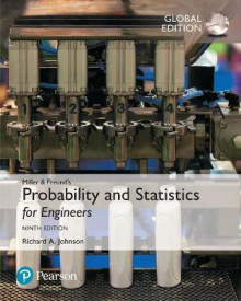 Miller & Freund's Probability and Statistics for Engineers, Global Edition av Richard A. Johnson, Irwin Miller og John Freund (Heftet)