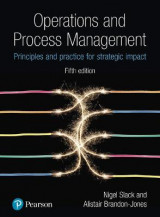 Omslag - Operations and Process Management