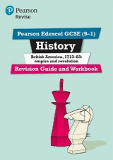 Omslag - Revise Edexcel GCSE (9-1) History British America Revision Guide and Workbook
