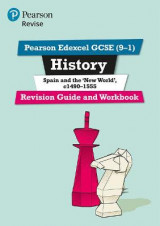 Omslag - Revise Edexcel GCSE (9-1) History Spain and the New World Revision Guide and Workbook