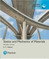 Omslag - Statics and Mechanics of Materials plus MasteringEngineering with Pearson eText, SI Edition