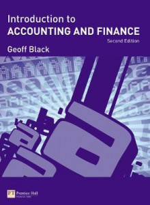 Introduction to Accounting and Finance with MyAccountingLab and eText av Geoff Black (Blandet mediaprodukt)