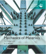 Omslag - Mechanics of Materials plus MasteringEngineering with Pearson eText, SI Edition