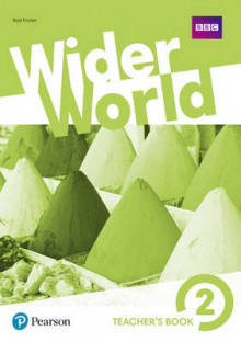 Wider World 2 Teacher's Book av Rod Fricker (Blandet mediaprodukt)