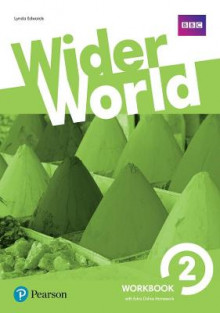 Wider World 2 Workbook with Online Homework Pack av Lynda Edwards (Blandet mediaprodukt)