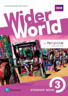 Wider World 3 Students' Book with MyEnglishLab Pack: 3 av Carolyn Barraclough og Suzanne Gaynor (Blandet mediaprodukt)