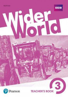 Wider World 3 Teacher's Book av Rod Fricker (Blandet mediaprodukt)