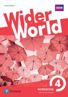 Wider World 4 Workbook with Extra Online Homework Pack av Damian Williams (Blandet mediaprodukt)