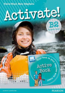 Activate! B2 Student's Book and Active Book Pack av Elaine Boyd og Mary Stephens (Blandet mediaprodukt)