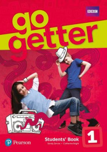 GoGetter 1 Students' Book av Sandy Zervas og Catherine Bright (Heftet)