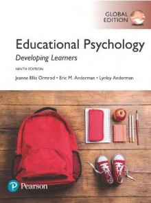 Educational Psychology: Developing Learners plus MyEducationalLab with Pearson eText, Global Edition av Jeanne Ellis Ormrod (Blandet mediaprodukt)