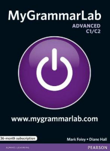 MyGrammarLab Advanced Without Key/MyEnglishLab 36 Months Pack av Diane Hall og Mark Foley (Blandet mediaprodukt)