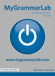 MyGrammarLab Intermediate Without Key/MyEnglishLab 36 Months Pack av Diane Hall (Blandet mediaprodukt)