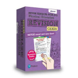 Omslag - REVISE Edexcel GCSE (9-1) Physical Education Revision Cards