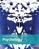 Omslag - Edexcel GCSE (9-1) Psychology Student Book