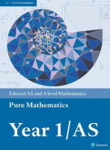 Omslag - Edexcel AS and A level Mathematics Pure Mathematics Year 1/AS Textbook + e-book
