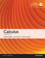 Omslag - Calculus plus MyMathLab with Pearson eText, Global Edition