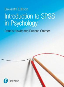 Introduction to SPSS in Psychology av Dennis Howitt og Duncan Cramer (Heftet)