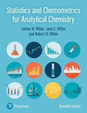 Statistics and Chemometrics for Analytical Chemistry av James Miller og Jane Miller (Heftet)
