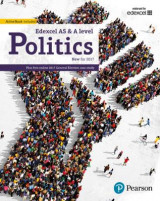 Omslag - Edexcel GCE Politics AS and A-level Student Book and eBook