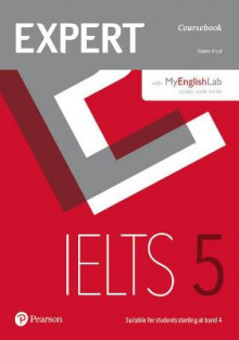 Expert IELTS 5 Coursebook Online Audio and MyEnglishLab Pin Pack av Elaine Boyd (Blandet mediaprodukt)