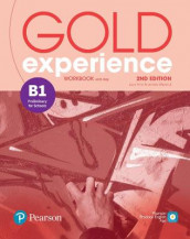 Gold Experience 2nd Edition B1 Workbook av Rhiannon Ball (Heftet)