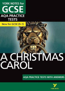 A Christmas Carol AQA Practice Tests: York Notes for GCSE (9-1) av Beth Kemp (Heftet)