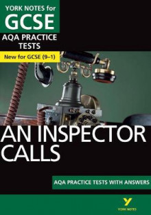 An Inspector Calls AQA Practice Tests: York Notes for GCSE (9-1) av Jo Heathcote (Heftet)