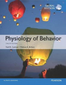 Physiology of Behavior plus MyPscyhLab with Pearson eText, Global Edition av Neil R. Carlson (Blandet mediaprodukt)