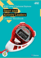 Omslag - BTEC Level 2 Technical Diploma for Sport and Activity Leaders Learner Handbook with ActiveBook