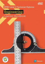 Omslag - BTEC Level 2 Technical Diploma Engineering Learner Handbook with ActiveBook