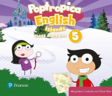 Omslag - Poptropica English Islands Level 5 Audio CD
