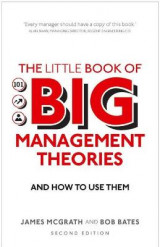 Omslag - The Little Book of Big Management Theories
