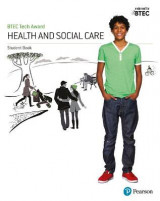 Omslag - BTEC Tech Award Health and Social Care Student Book