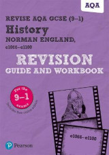 Omslag - Revise AQA GCSE (9-1) History Norman England, c1066-c1100 Revision Guide and Workbook