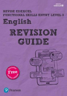 Revise Edexcel Functional Skills English Entry Level 3 Revision Guide av David Grant (Blandet mediaprodukt)