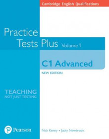 Cambridge English Qualifications: C1 Advanced Volume 1 Practice Tests Plus (no key) av Nick Kenny og Jacky Newbrook (Heftet)