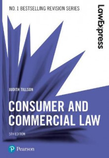 Law Express: Consumer and Commercial Law, 5th edition av Judith Tillson (Heftet)