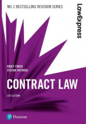 Law Express: Contract Law, 6th edition av Stefan Fafinski og Emily Finch (Heftet)