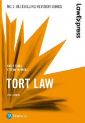 Law Express: Tort Law, 7th edition av Stefan Fafinski og Emily Finch (Heftet)