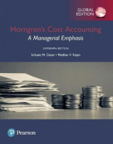 Omslag - Horngren's Cost Accounting: A Managerial Emphasis, Global Edition